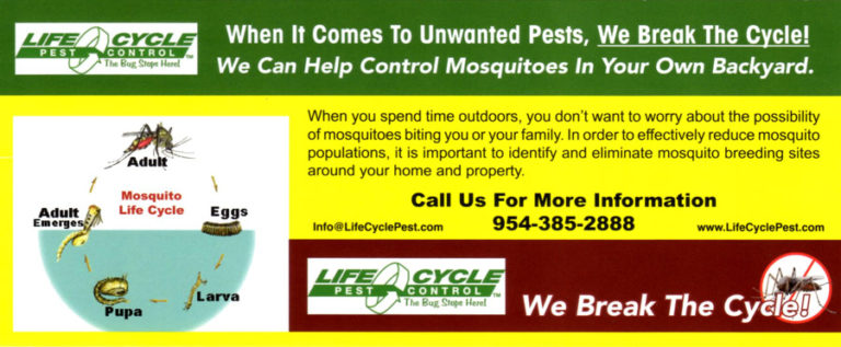 Mosquito Misting System