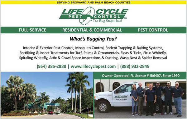 New Pest Control Services